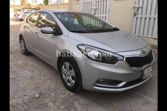 Cerato Kia 2015 Doha Silver 2334869 Car For Sale Hatla2ee
