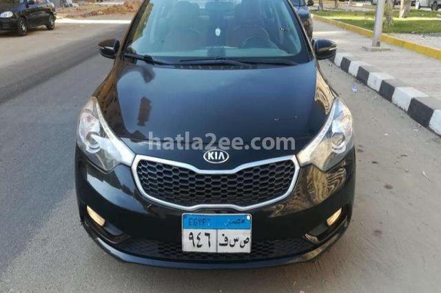 Cerato Kia 2014 Cairo Black 2335055 Car For Sale Hatla2ee
