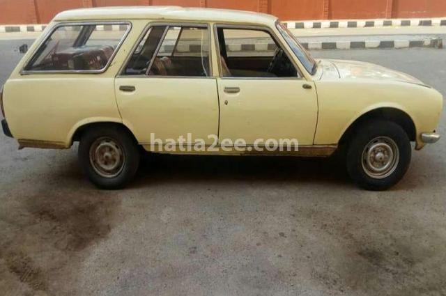 504 Peugeot 1981 Ashmoun White 2335802 Car For Sale Hatla2ee