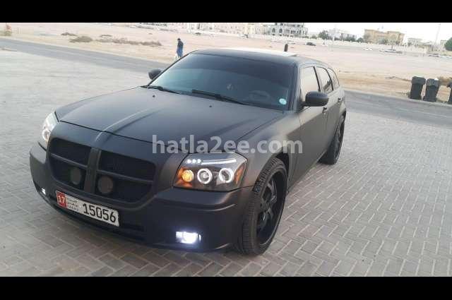Magnum Dodge أسود