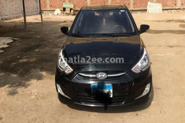 Accent Hyundai 2016 Cairo Black 2339998 Car For Sale Hatla2ee