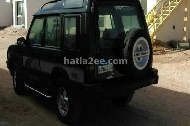 Discovery Land Rover اخضر غامق
