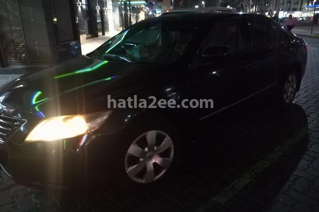 Camry Toyota Black