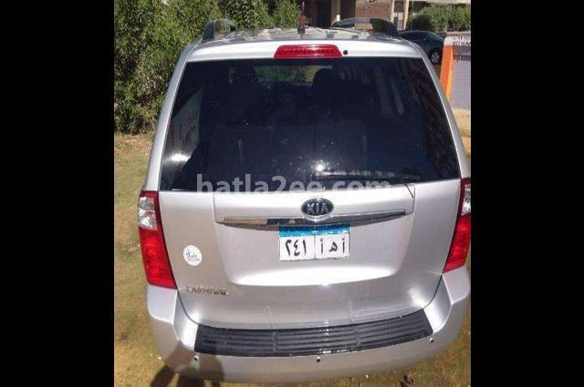 Carnival Kia 2013 Cairo Silver 2348192 Car For Sale Hatla2ee