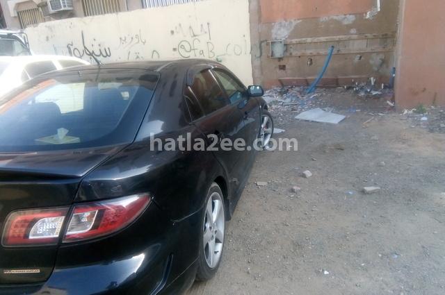 Mazda 6 Mazda أسود