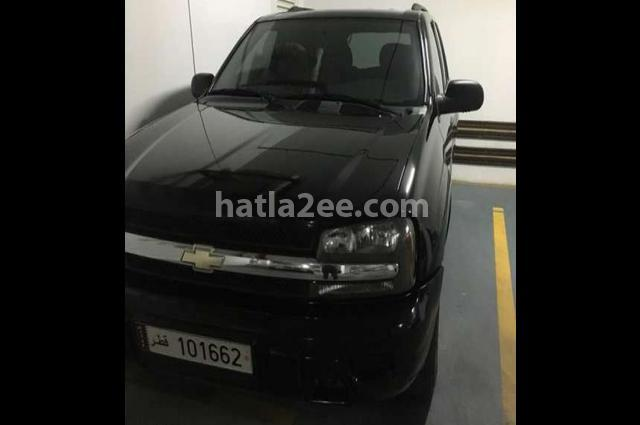 Blazer Chevrolet أسود