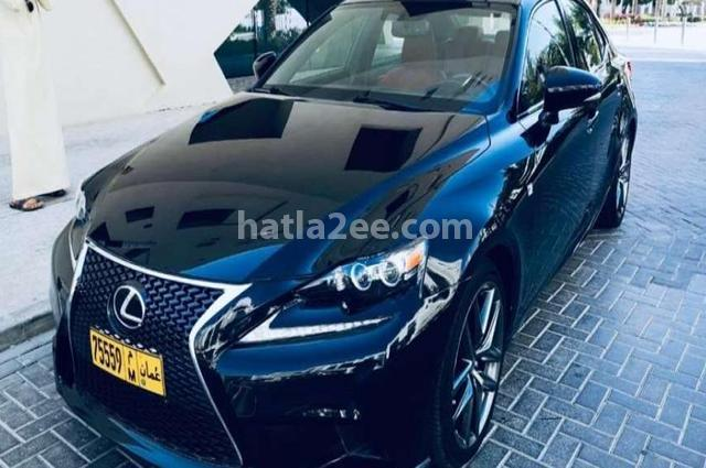 Is Lexus أسود