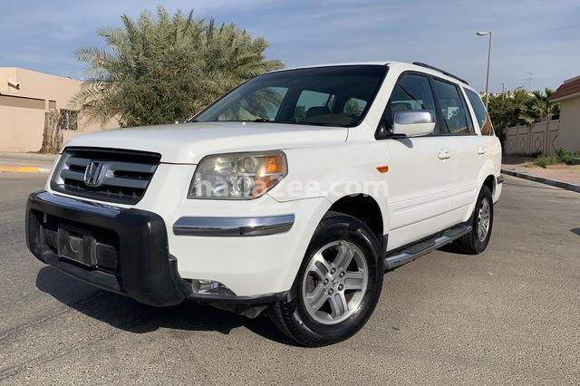 MRV Honda أبيض