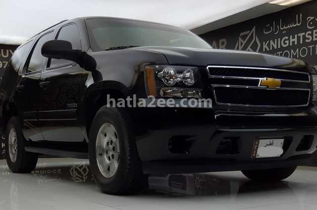 Taho Chevrolet أسود