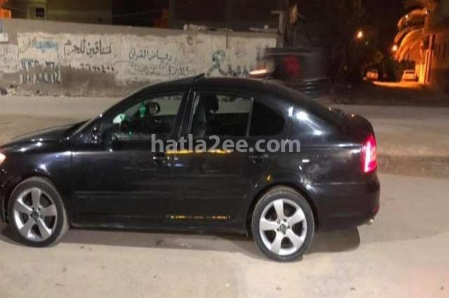 Fantasia Skoda 2010 Amreya Black 2352908 Car For Sale Hatla2ee
