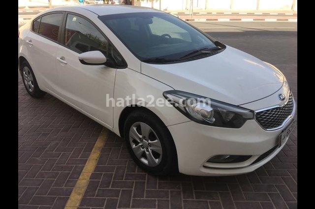 Cerato Kia 2015 Doha White 2357861 Car For Sale Hatla2ee