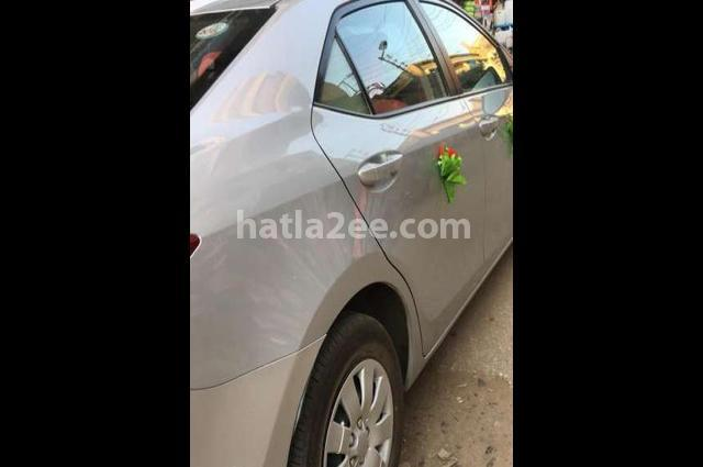 Corolla Toyota 2015 Sharqia Silver 2365952 Car For Sale Hatla2ee