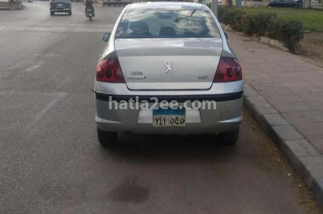 407 peugeot 2005 cairo silver 2366851 - car for sale : hatla2ee