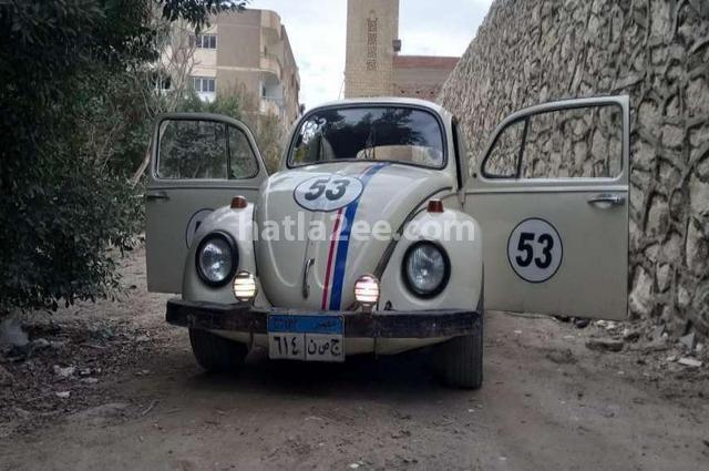 Beetle Volkswagen بيج