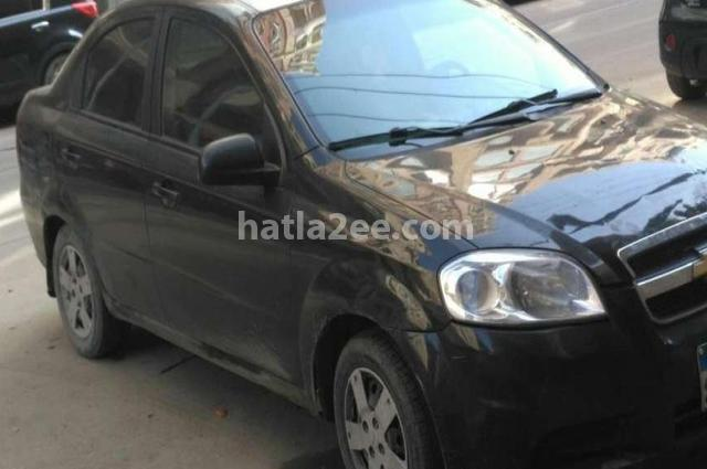 Aveo Chevrolet 2012 Alexandria Black 2375297 Car For Sale Hatla2ee