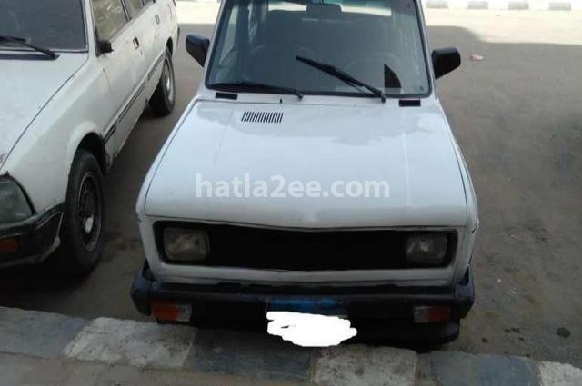 128 Fiat أبيض