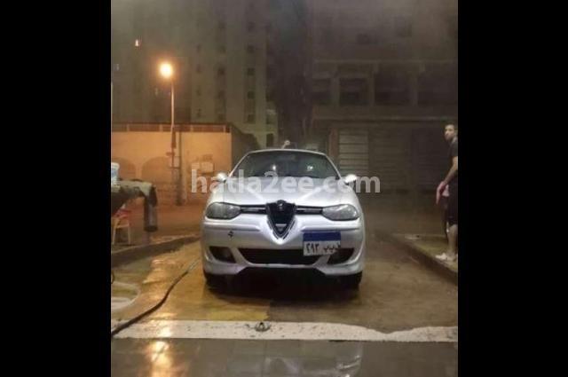 156 Alfa Romeo Silver