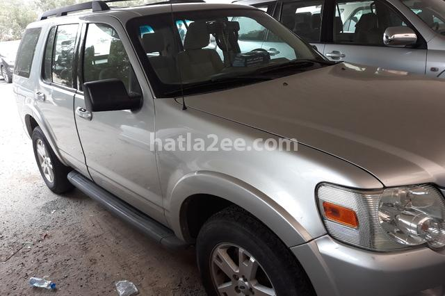 Explorer Ford Silver