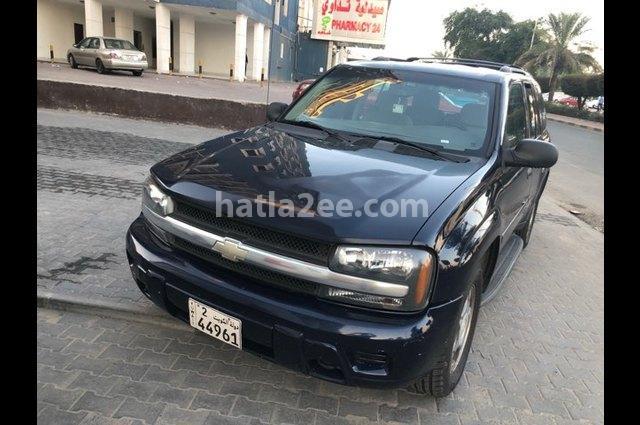 Blazer Chevrolet الأزرق الداكن