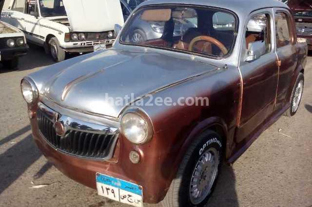 1100 Fiat فضي