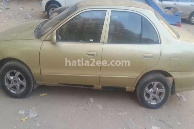 Accent Hyundai Gold