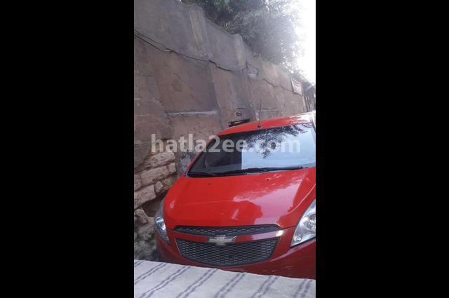 Spark Chevrolet احمر
