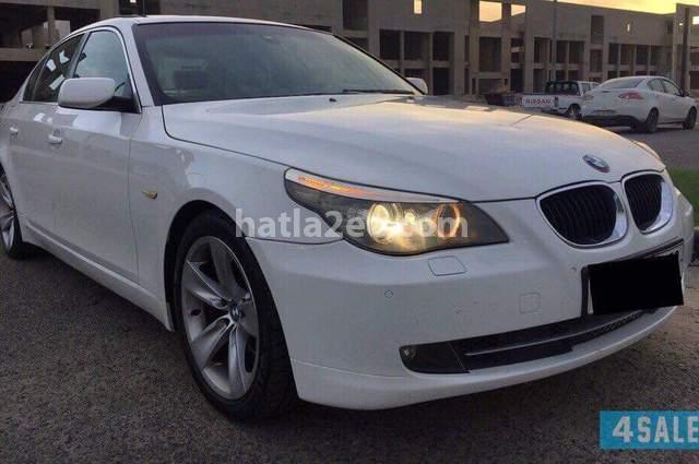 530 BMW أبيض