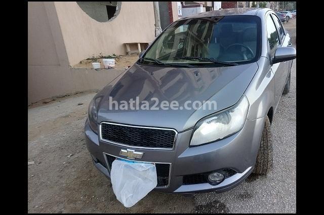 Aveo Chevrolet 2014 El Haram Gray 2405329 Car For Sale Hatla2ee