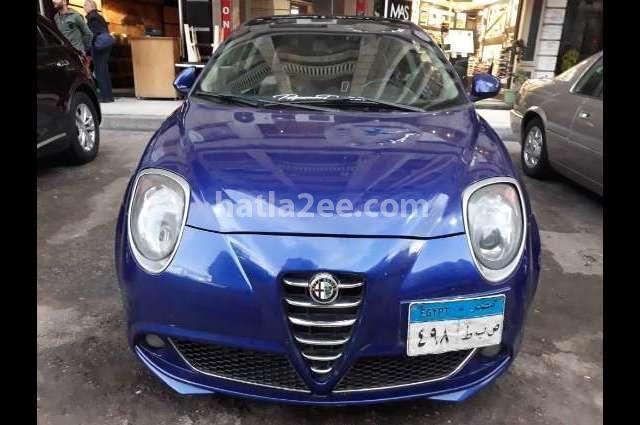Mito Alfa Romeo Blue