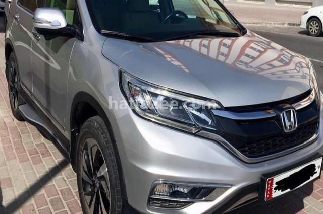 Crv Honda 2015 Doha Silver 2410846 Car For Sale Hatla2ee