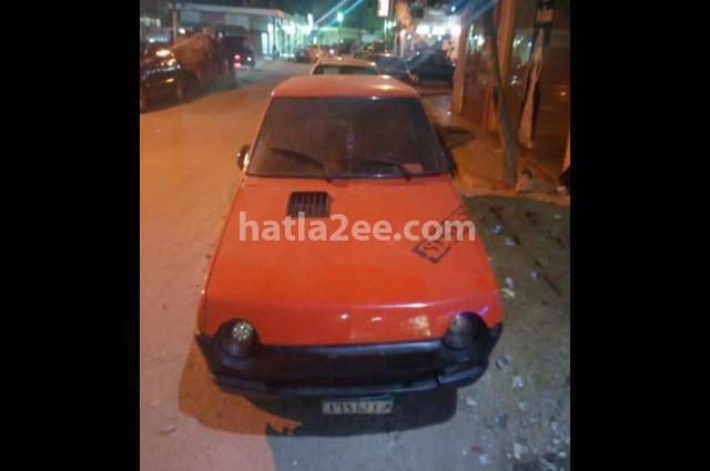 Ritmo Fiat برتقالى