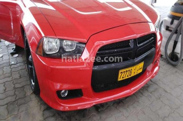 Charger Dodge احمر