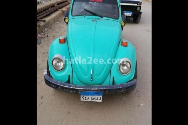 Beetle Volkswagen سماوى