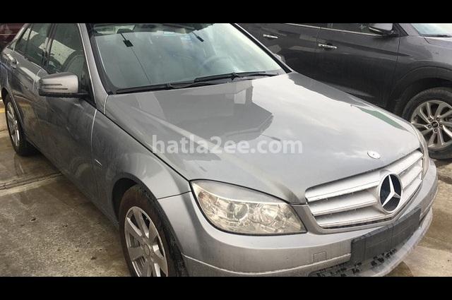 C 180 Mercedes Silver