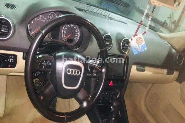 A3 Audi أسود