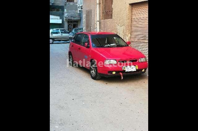 Ibiza Seat احمر