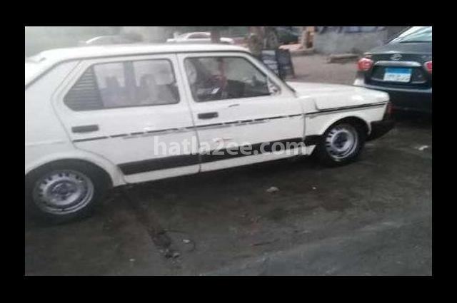127 Fiat أبيض
