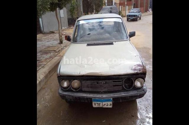 132 Fiat فضي