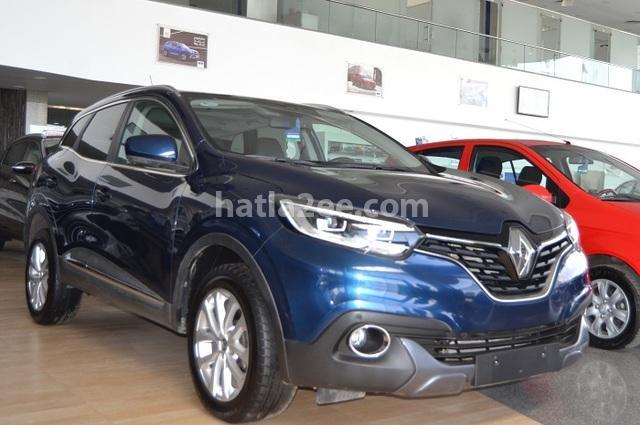 Kadjar Renault الأزرق الداكن