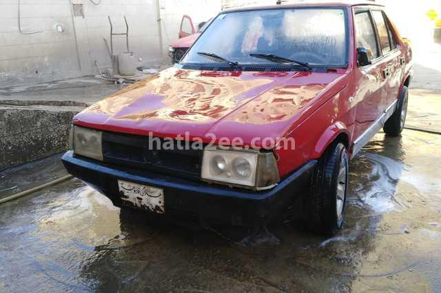 Regata Fiat احمر