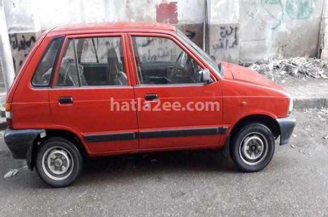Maruti Suzuki احمر