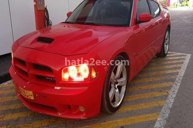 Charger Dodge 2007 Muscat Red 2430895 - Car for sale : Hatla2ee