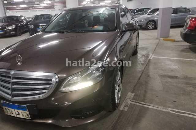 E 200 Mercedes بني
