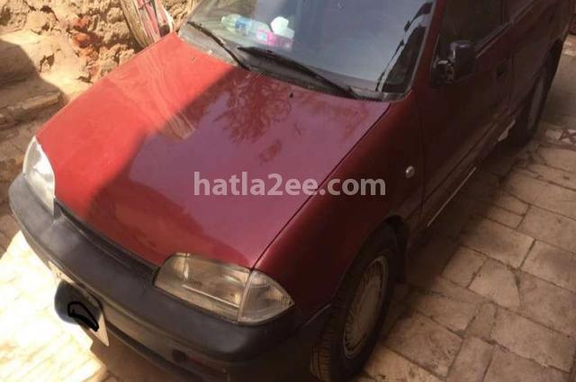 Swift Suzuki 1994 Gharbia Dark red 2438275 - Car for sale