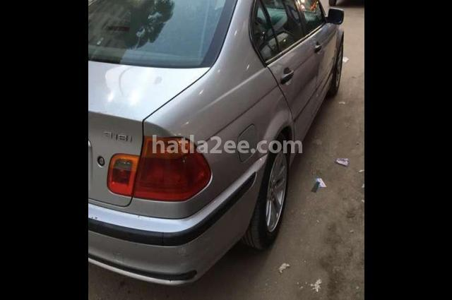 318 BMW فضي