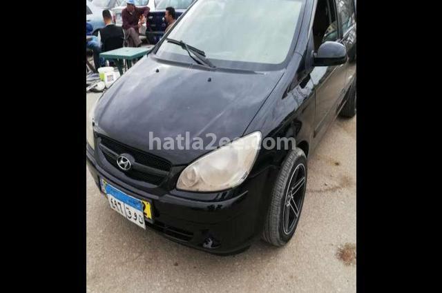 Getz Hyundai أسود