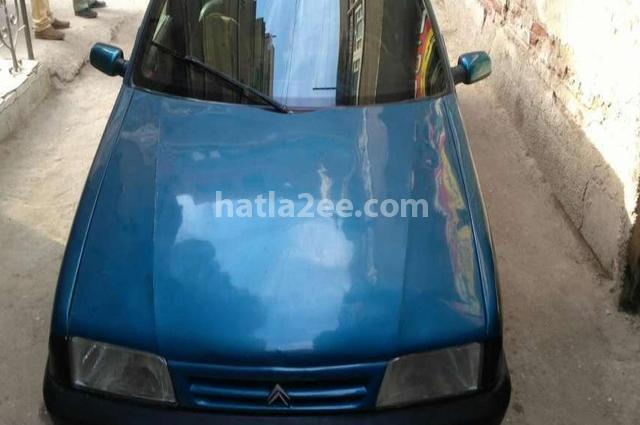ZX Citroën أزرق