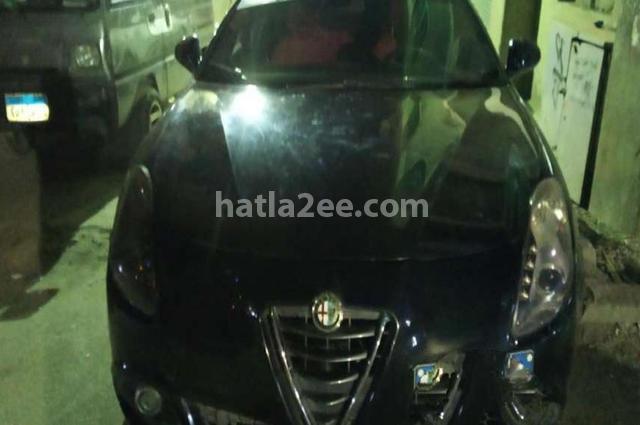 Giulietta Alfa Romeo Black