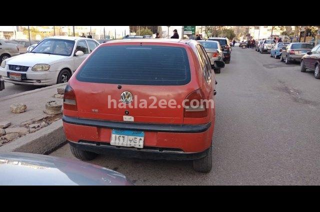 Pointer Volkswagen احمر