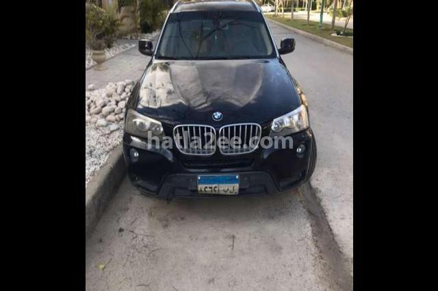 X3 BMW الأزرق الداكن